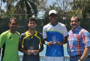 Olivares conquista sencillos del torneo Internacional JITIC