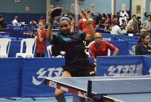 RD acaricia las semifinales por equipos tenis de mesa