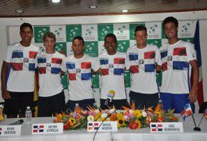 La Bocha dedicará torneo a equipo RD Copa Daviss