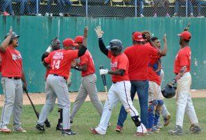 Monte Plata a ley de uno para corona en Béisbol doble A