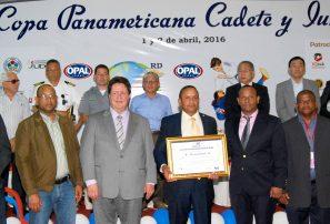 Selección cadete inicia bien en Copa Panam Judo
