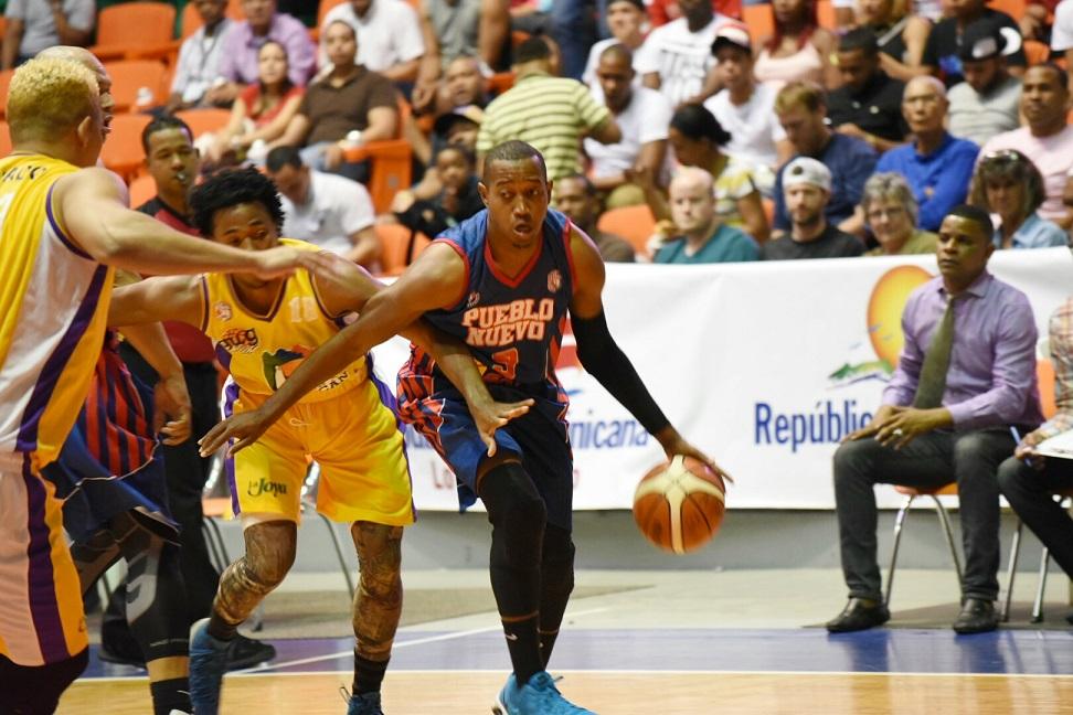 Pueblo Nuevo obtiene su segunda victoria en final de Santiago