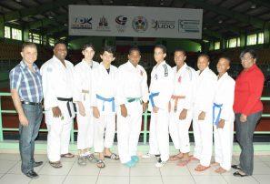 Judocas parten a Campeonato Panamericano infantil
