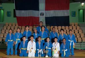 Club Judo Casa Nacional, campeón torneo Distrital Infantil