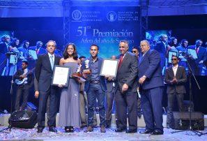 Estrella y Espaillat, Atletas del Año en premiación ACDS