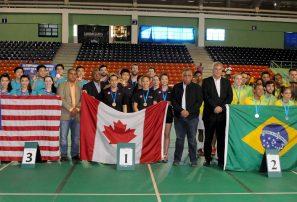 Canadá se corona campeón Panam de Bádminton