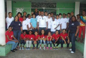 Judocas infantiles, a campeonato Panam en Puerto Rico