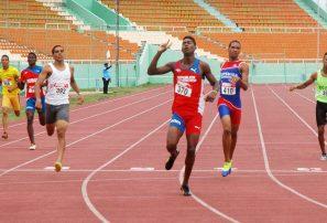 Melenciano, Durán y Núñez brillan en atletismo