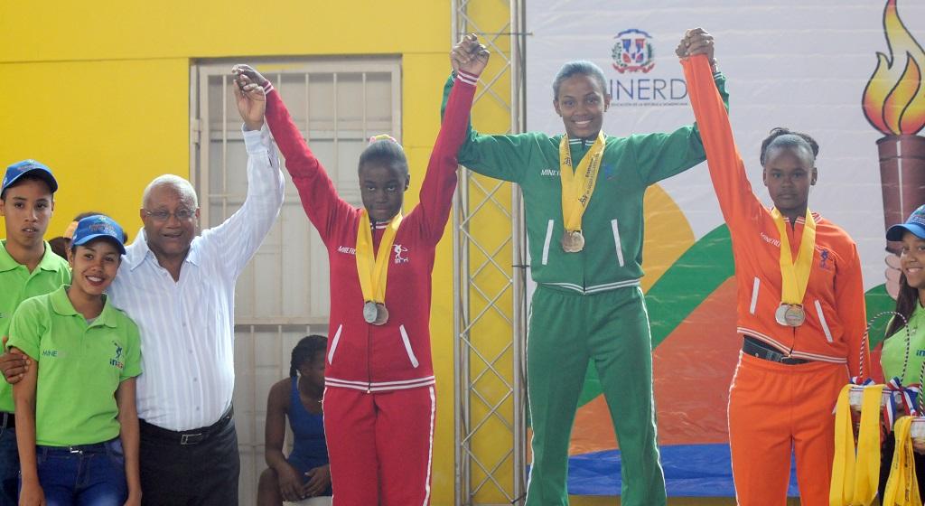 Zona Metropolitana y la Sur ganaron en la gimnasia