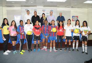 Asociación de fútbol del DN anuncia la Copa Femenina