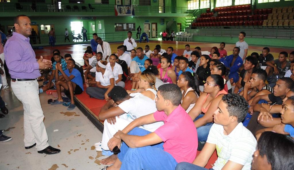 Judocas se preparan para Circuito Mundial Cadete y Juvenil