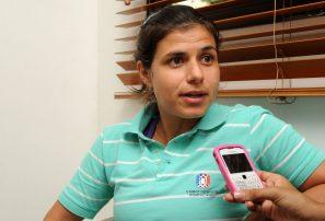 Agustina Birocho da estabilidad selección hockey femenina