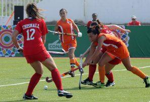 Hockey femenino mantiene invicto en Veracruz