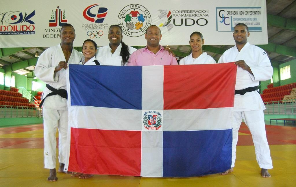 Judocas Germán, García y Mateo, a último clasificatorio Río