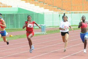 Sánchez y De Aza, oro en Copa Internacional Atletismo Escolar