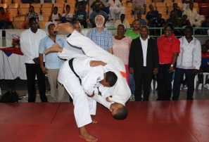 Fedojudo inaugura campeonato nacional cadete junior