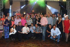 Prats y Henríquez, campeones en internacional de boliche