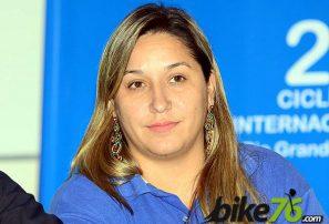 Elaine Sirydakis será la comisario UCI en Vuelta Ciclista