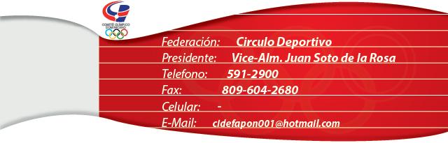 Juan Soto de la Rosa - Circulo Deportivo