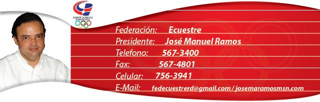 José Manuel Ramos - Ecuestre