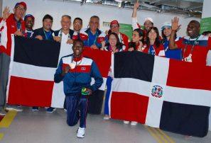 Medina felicita a Luis Pie por medalla de bronce en JJOO