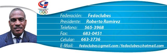 Roberto Ramirez - Fedocluebes