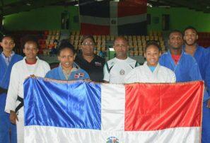 Delegación judo RD van por puntos Panamericans en Panamá