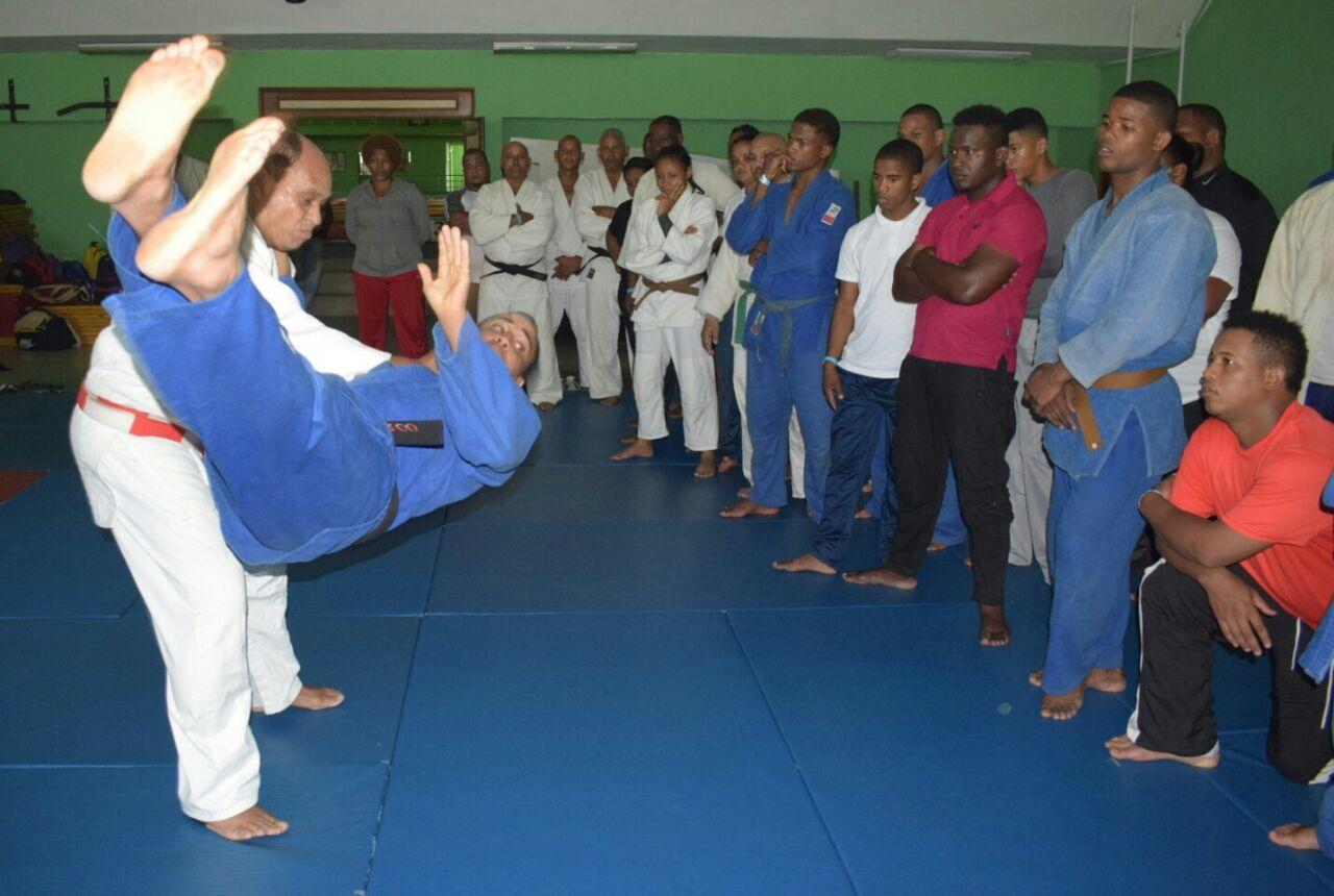 Fedojudo realiza cursos capacitación a entrenadores y monitores