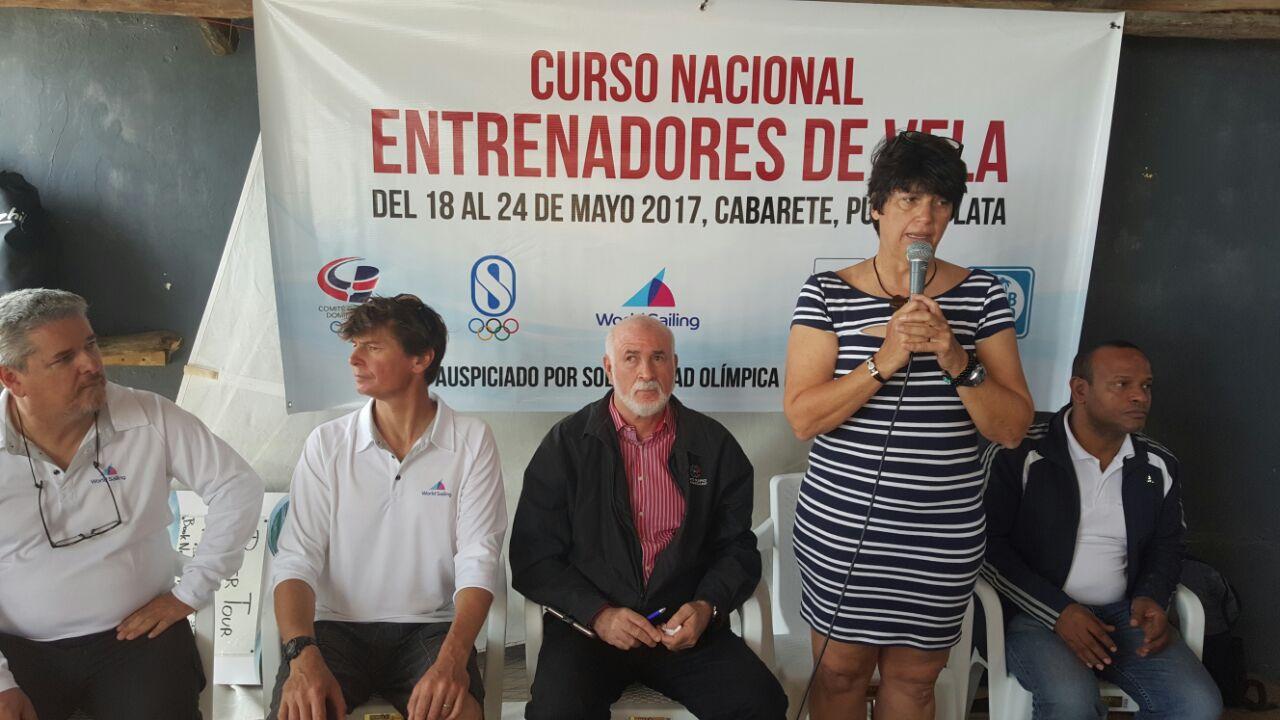 Federación de Vela celebra curso técnico para entrenadores
