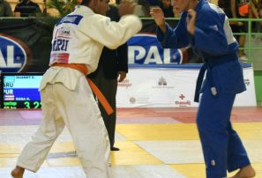 Velásquez, Cabrera y Sánchez ganan oro en junior copa panamericana de judo