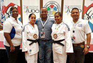 Dueto RD gana bronce en Campeonato Panam de Judo