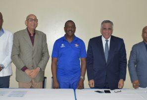 Fedovoli presenta nuevo técnico equipo nacional de varones