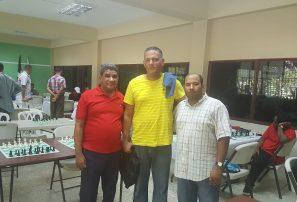 Banilejo Jonathan Ventura encabeza nacional ajedrez
