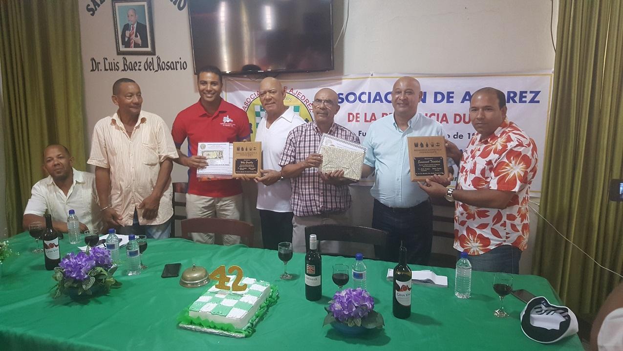 Alvarado encabeza nacional ajedrez en provincia Duarte