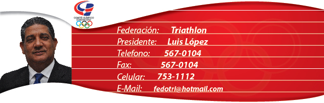 Luis López - Triathlon