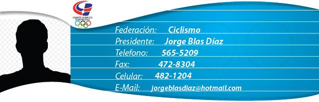 Jorge Blas Díaz - Ciclismo
