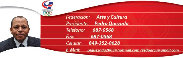 Pedro Quezada - Arte y Cultura