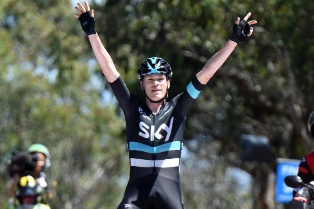Froome es el campeón virtual de la Vuelta a España