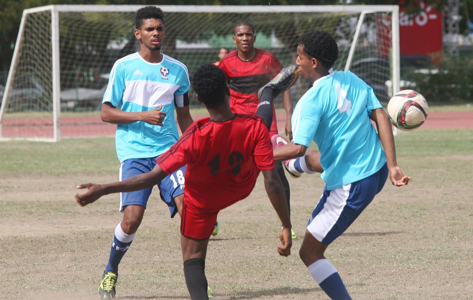 RD vs Haití este domingo en final de Copa Vimenca en Fútbol