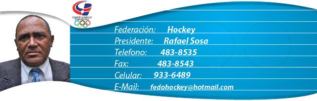 Rafael Sosa - Hockey