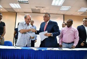 COD y Fundación Fe y Alegría suscriben acuerdo a favor Nueva Barquita