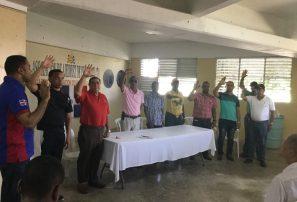 Juramentan a Enrique Rivera nuevo presidente Asociación ajedrez de Puerto Plata