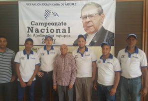 Espaillat, nuevo campeón nacional ajedrez por equipos