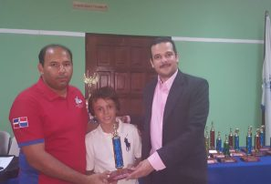 Calderón es el nuevo campeón infantil de ajedrez