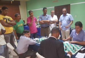 Jiménez encabeza Torneo Nacional Ajedrez Otoño 2016