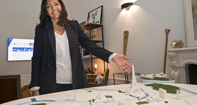 Transparencia será importante en los JJOO del 2024 en París