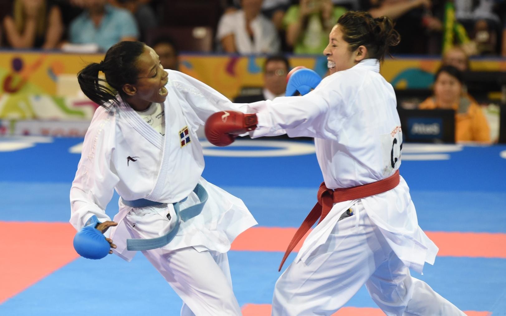 RD brilla en el XXXI Campeonato Panamericano de Karate