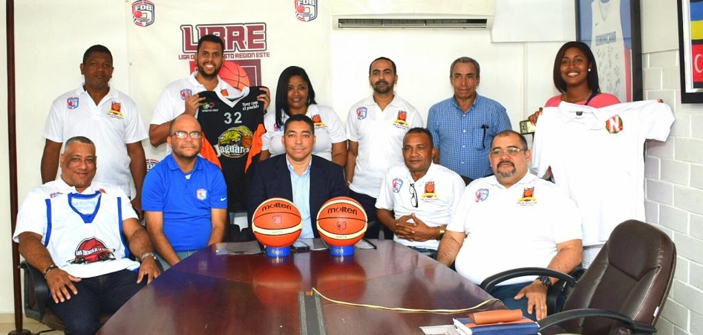 Tercer Torneo Baloncesto LIBRE iniciará el viernes en La Romana