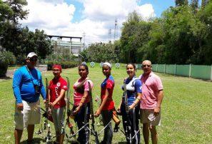 Fedota hará Copa Duarte y primer Campeonato Nacional tiro con arco este fin de semana