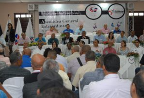 Asamblea federaciones manifiesta apoyo incondicional a Juegos Nacionales